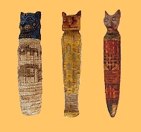 Mummy Egyptian Cats