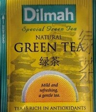 Dilmah - Natural Green Tea(cutted)