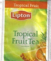 Lipton - Tropical Fruit Tea- 5418007