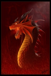 Red Dragon, © Nick Deligaris,   http://www.deligaris.com