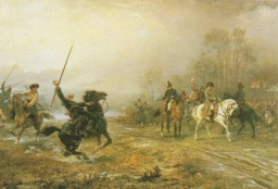 russian cossacks attack-R.Hillingford.jpg