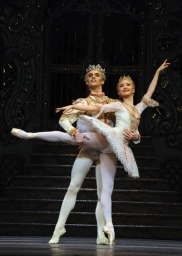 Yuhui Choe and Sergei Polunin ,12.12.2008