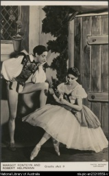 Margot Fonteyn and Robert Helpmann, Giselle,194-.jpg