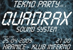Quadrax Souns System party vol.5