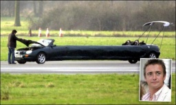 MGF super long vehicle