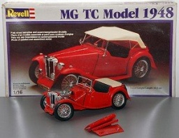 MG TC - Revell