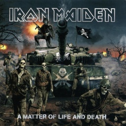 Iron Maiden - A Matter of Life and Death - obrázek