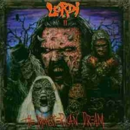 Lordi - The Monsterican dream - obrázek