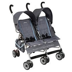 Wrangler Twin Sport All-Weather Stroller