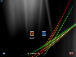 windows vista black2 for XP - obrázek