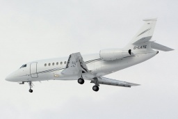 G-LATE Falcon 2000EX  Private