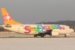 VP-BOT B737-341  Kuban Airlines color SkyExpress