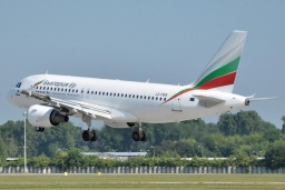 LZ-FBB  A319-112  Bulgaria Air