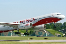 RA-64043  TU204-100V Red Wings