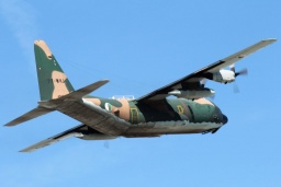 7T-WHJ  C130H  Algerian Air Force