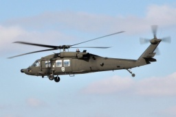 Sikorsky UH-60A Black Hawk 87-24583  US Army