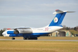 4K-AZ70 IL76TD  Silk Way Airlines