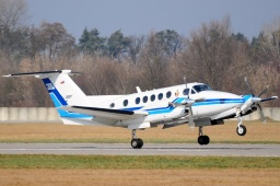 OK-GTJ Beech Super King Air 300LW  Time Air