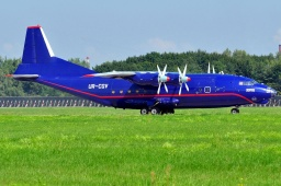 UR-CGV Antonov 12B MERIDIAN AVIATION