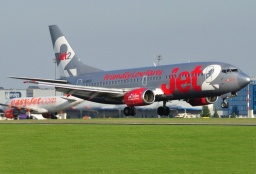 G-CELD Boeing 737-33A  JET2