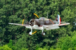 G-CCVH Curtiss Hawk 75A-1  THE FIGHTER COLLECTION