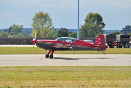JY-RFD Extra 300L Royal Jordanian Falcons