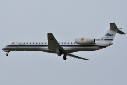CE-03 Embraer ERJ-145-LR Belgium Air Force