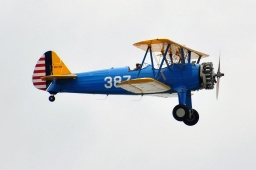 N67344 Boeing B-75N1 Stearman  private