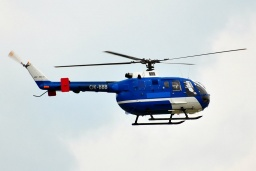 OK-BBB HELICOPTER