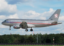 A319-115(CJ) Czech Air Force