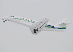 Cessna 680 Citation Sovereign Travel Service
