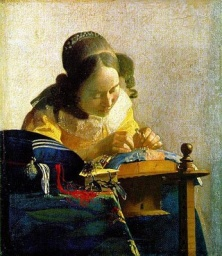 The lace maker by Jan vermeer 1.jpg