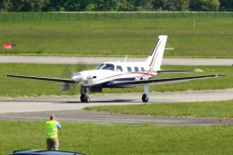 OK-TOP Piper PA-46 Delta system-air