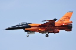 J-015 F-16AM  Royal Netherlands Air Force