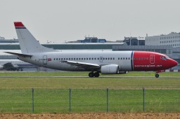 LN-KKO B737-3Y0  Norwegian Air Shuttle