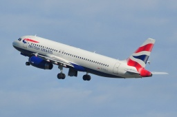 G-EUUJ  A320-232 British Airways