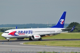 OK-TVJ  B737-8Q8 Travel Service