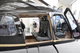 OK-MAC AgustaWestland AW119 Private