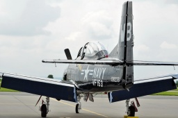 N313WB North American T-28B Trojan Private
