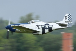 N151W  F-51D Mustang  Private