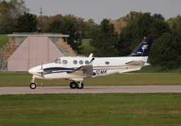 Beechcraft C-90GTi King Air D-ICMK (Private)
