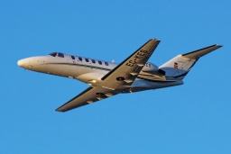 EC-KES  Cessna Citation C525A