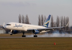Boeing 757-256 VQ-BCK (Jakutia Airlines)