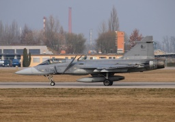 Saab JAS-39C Gripen 9236 (Czech Air Force)