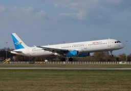 Airbus A321-231 EI-FBH (Metrojet)