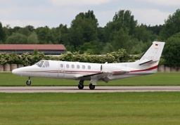Cessna 550B Citation Bravo D-CELI (Euro Link)