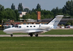 Cessna 510 Citation Mustang OK-MYS (Time Air)