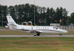 Cessna 550B Citation Bravo D-CALL (Air Hamburg)