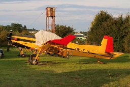 Zlín Z-137T Agro Turbo OK-EJA (D Flight s.r.o.)