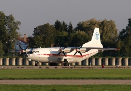 Antonov An-12BK UR-CAH (Ukraine Air Alliance)